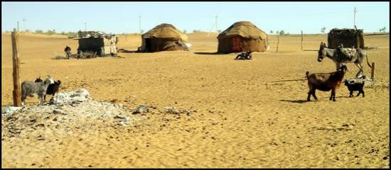 voyage ouzbekistan desert
