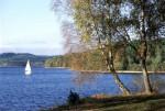 plage lac