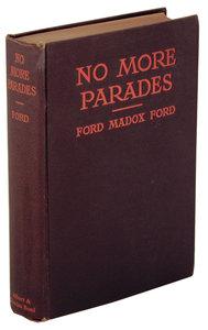 Ford Madox no more parades