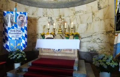 Hommage à Ludwig II, Louis 2 de Bavière, au lac Starnberg en Haute Bavière 14