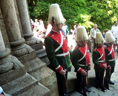 Hommage à Ludwig II, Louis 2 de Bavière, au lac Starnberg en Haute Bavière 15