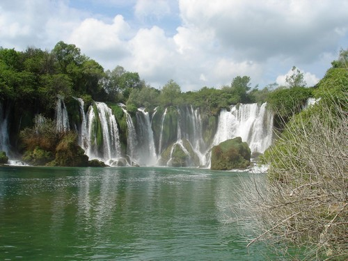 Kravice : lac et parc naturel de chutes en Bosnie-Herzégovine 24