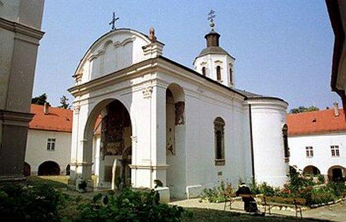 Krusedol serbie monastere