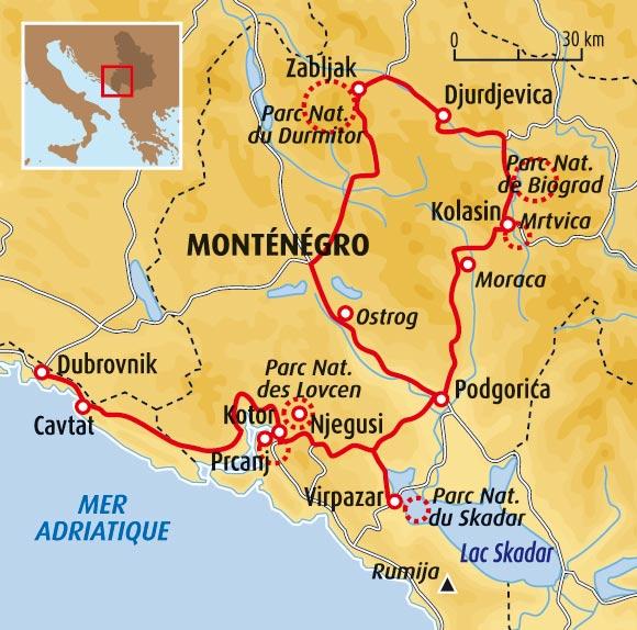 Visiter le Montenegro: Quels sont les 5 sites à ne pas manquer? 2