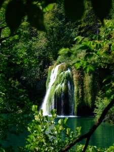 plitvice cascade parc croatie