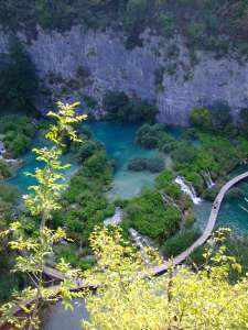 plitvice randonnee parc croatie