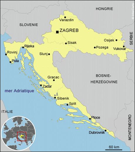 Pourquoi partir en vacances en Croatie? Mini guide touristique dédié à la Croatie 1