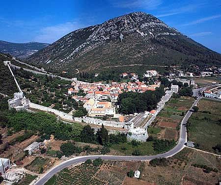 citadelle ston croatie