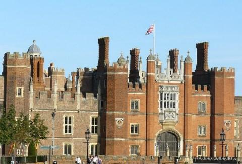Hampton Court, le palais préféré d'Henry VIII (Tourisme Angleterre) 2