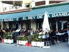 rey de la gamba barcelone restaurant