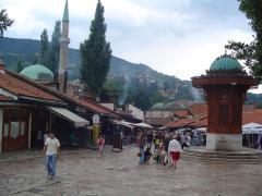 Visages de Sarajevo d'après guerre : hymne à une capitale courage 2