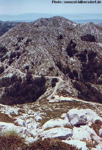 biokovo route