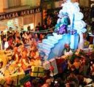 cabalgata reyes barcelone