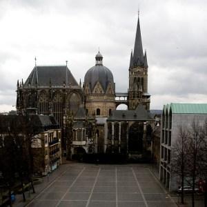 Aachen, Aix la Chapelle ; la ville de Charlemagne en Rhénanie du Nord Westphalie (Tourisme Allemagne) 2