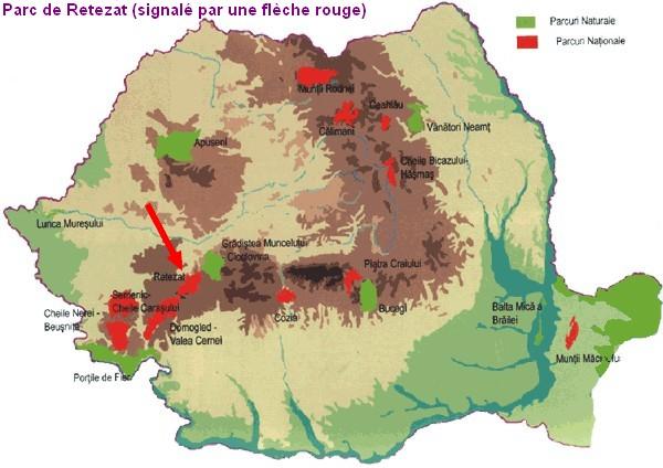 Le Parc National Retezat dans les Carpates ; la nature roumaine classée à l'UNESCO 3