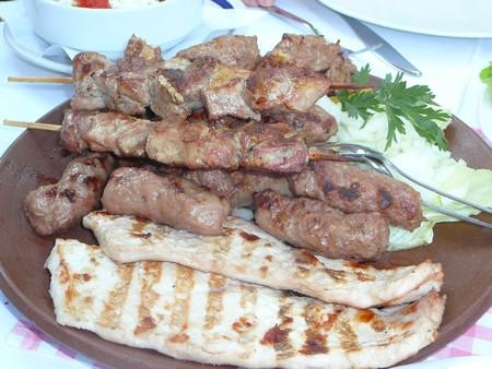 mix grill des balkans cuisine serbe