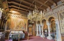 Neuschwanstein Salle du chateau