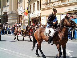 Fêtes de Juni à Brasov ; les célibataires à l'honneur! (Agenda Roumanie) 1