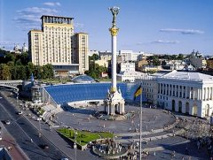 Visiter Kiev en novembre avec Viktor ; à la découverte de l'Ukraine autrement 1