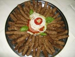 Cevapcici cevapi cuisine serbe