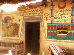 les maisons peintes de Gournah