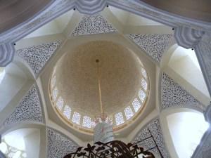 La grande Mosquée d'Abu Dhabi ; une splendeur (Tourisme Emirats Arabes) 9