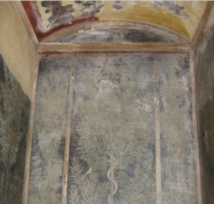 Vestiges de Pompéi