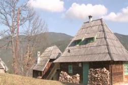 Kustendorf maison du village de Kusturica