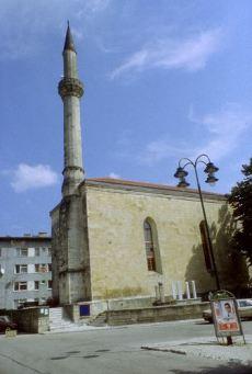 mosquee centrale bihac