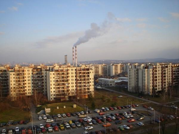 novi beograd immeubles 1