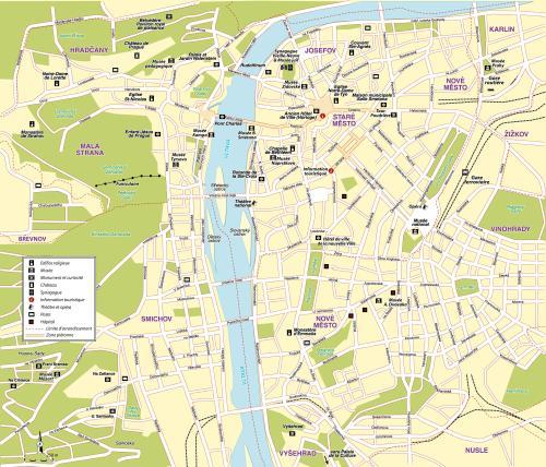 Visiter Prague en 3 jours : les sites incontournables de Prague 3