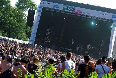 Festival Rock à Field Luxembourg avec Prodigy entre autres 1