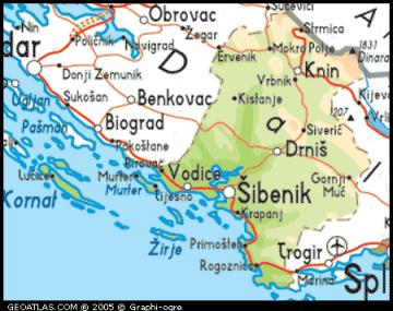 Knin, l'authenticité de la Croatie intérieure et ancienne capitale de la Krajina 1