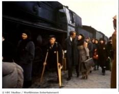 Déportation des Weiss vers Auschwitz (c) NBC