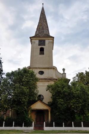 Nochrich (Leschkirch) ; village saxon et église fortifiée de Transylvanie 2