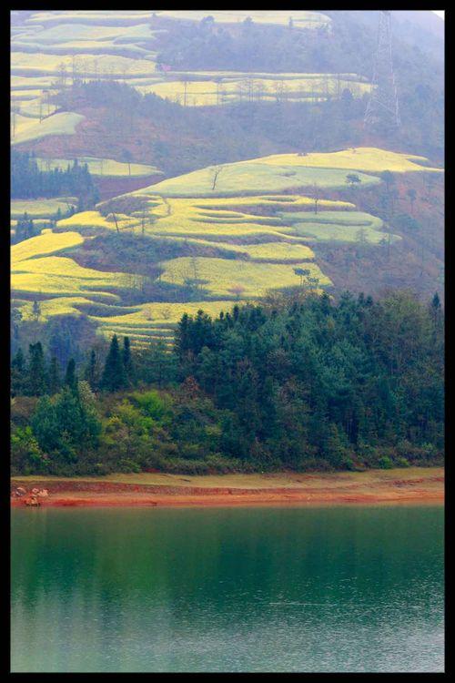 Voyage Chine - Shillin : Au-delà de la forêt de pierre, au-delà de l'orient… l'occident 7