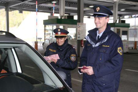 police slovenie