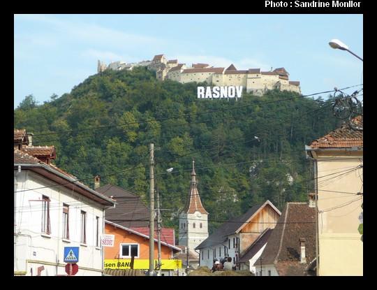 Château de Rasnov près de Brasov (Tourisme Transylvanie, Roumanie) 2