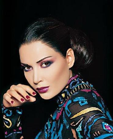 Sirin Abd Nour (Cyrine Adbel Nour), une voix envoutante et une star de la chanson libanaise 2