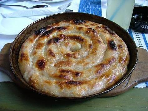 Burek serbe
