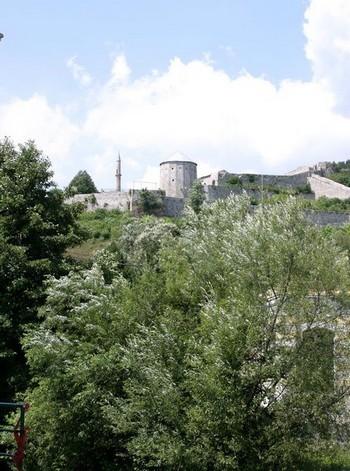 travnik forteresse bosnie