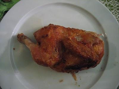 repas poulet oktoberfest