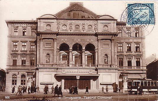 Timisoara reconvertit ses monuments historiques au service du Théâtre 3