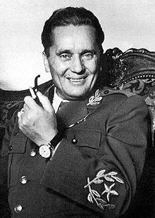 maréchal Josip Broz Tito