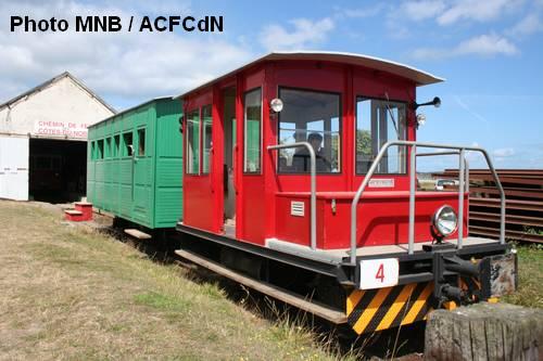 train des chemins de fer des cotes du nord