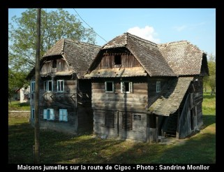 maisons jumelles cigoc croatie