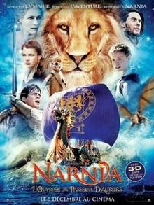 Le monde de narnia chapitre 3 - l'odyssee du passeur d'aurore