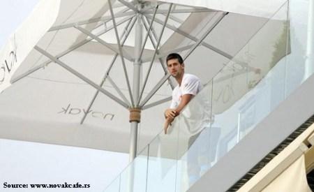 Dorcol ; l'empire de Novak Djokovic à Belgrade 1