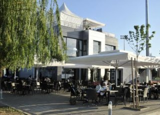 dorcol restaurant novak terrasse belgrade