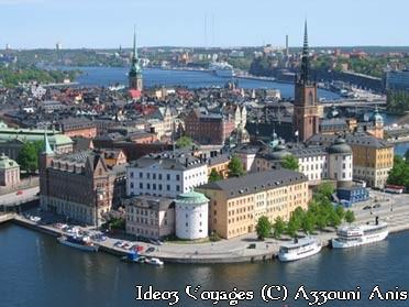 Stockholm Suède